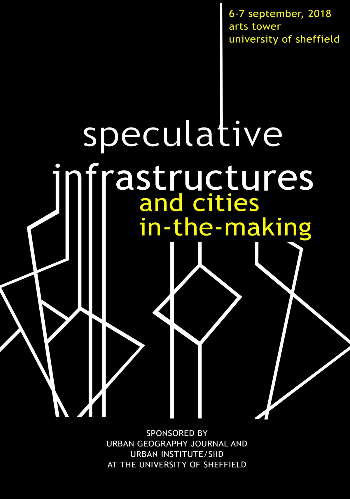 Speculative Infrastructures Workshop